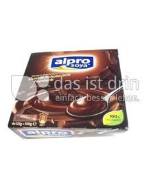 Produktabbildung: alpro soya Dessert Geschmack Dunkle Schokolade Feinherb 500 g