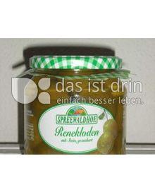 Produktabbildung: Spreewaldhof Renekloden 580 g