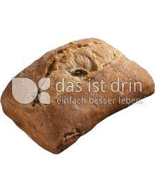 Produktabbildung: Harry BrotArt Oliven-Steinofenbrötchen 65 g
