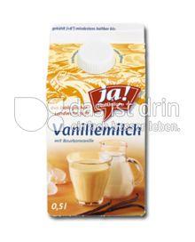 Produktabbildung: Ja Natürlich Vanillemilch 500 ml