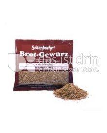 Produktabbildung: Seitenbacher Brot-Gewürz 70 g