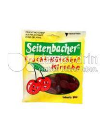 Produktabbildung: Seitenbacher Frucht-Hütchen Kirsche 100 g