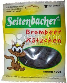 Produktabbildung: Seitenbacher Brombeer Kätzchen 100 g