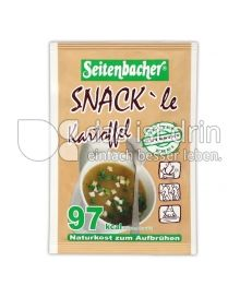 Produktabbildung: Seitenbacher Snack`le Kartoffel 30 g