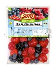 Produktabbildung: Soto Bio-Beeren-Mischung 250 g