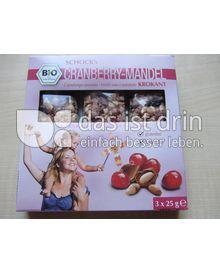 Produktabbildung: Schock´s Cranberry-Mandelriegel 75 g
