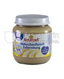Produktabbildung: Alnatura Hühnchenfleischzubereitung 125 g