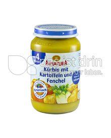 Produktabbildung: Alnatura Kürbis mit Kartoffeln und Fenchel 190 g