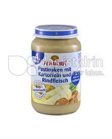 Produktabbildung: Alnatura Pastinaken mit Kartoffeln und Rindfleisch 190 g