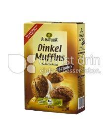 Produktabbildung: Alnatura Dinkel Muffins Backmischung 300 g