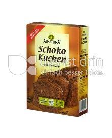Produktabbildung: Alnatura Schoko Kuchen Backmischung 425 g