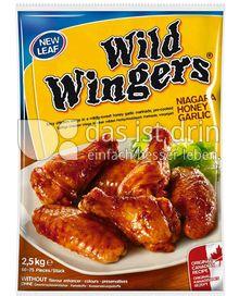 Produktabbildung: New Leaf Wild Wingers Niagara Honey Garlic 2,5 kg