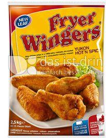 Produktabbildung: New Leaf Fryer Wingers Yukon Hot`n Spicy 2,5 kg