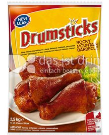 Produktabbildung: New Leaf Drumsticks Rocky Mountain Barbecue 2,5 kg