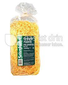 Produktabbildung: Seitenbacher Genießer Nudeln für Suppen 1000 g