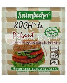 Produktabbildung: Seitenbacher KÜCH`le Pikant 100 g