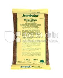 Produktabbildung: Seitenbacher Weizenkleie (wheat bran) 250 g