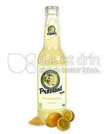 Produktabbildung: Proviant Berlin Zitronenlimonade naturtrüb 330 ml
