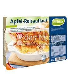 Produktabbildung: Prima Menü Apfel-Reisauflauf 450 g