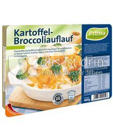 Produktabbildung: Prima Menü Kartoffel-Broccoliauflauf 400 g