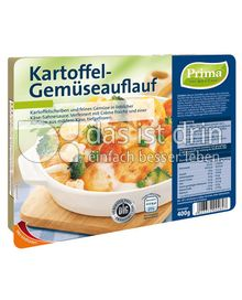 Produktabbildung: Prima Menü Kartoffel-Gemüseauflauf 400 g