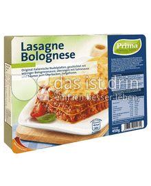 Produktabbildung: Prima Menü Lasagne-Bolognese 450 g