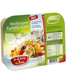 Produktabbildung: Prima Menü Mediterraner Farfalle-Salat 250 g