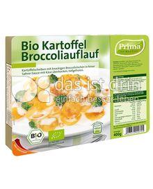 Produktabbildung: Prima Menü Bio Kartoffel-Broccoliauflauf 400 g
