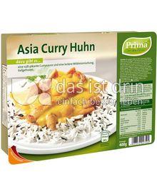 Produktabbildung: Prima Menü Asia Curry Huhn 400 g
