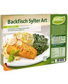 Produktabbildung: Prima Menü Backfisch Sylter Art 400 g