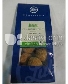 Produktabbildung: Lubs Ananas Fruchtkonfekt 80 g