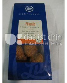 Produktabbildung: Lubs Physalis Fruchtkonfekt 80 g