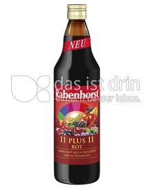 Produktabbildung: Rabenhorst 11 plus 11 Rot 750 ml