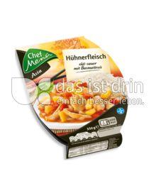 Produktabbildung: Chef Menü Asia Hühnerfleisch 350 g
