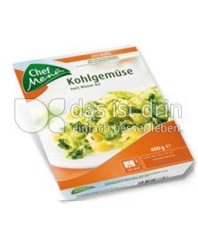 Produktabbildung: Chef Menü Kohlgemüse 400 g