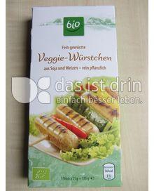 Produktabbildung: Aldi bio Veggie-Würstchen 175 g
