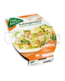 Produktabbildung: Chef Menü Rahmgemüse 380 g