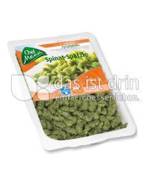 Produktabbildung: Chef Menü Spinat-Spätzle 400 g