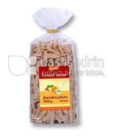 Produktabbildung: Campo Verde Bio Dinkel Bandnudeln 500 g