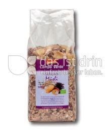 Produktabbildung: Campo Verde Bio Schoko Müsli 500 g