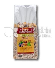 Produktabbildung: Campo Verde Bio Früchte Müsli 500 g