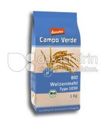 Produktabbildung: Campo Verde Bio Weizenmehl Type 1050 1 kg