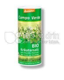 Produktabbildung: Campo Verde Bio Kräutersalz 175 g