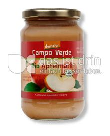 Produktabbildung: Campo Verde Bio Apfelmark 360 g