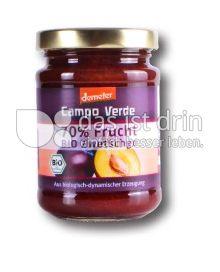 Produktabbildung: Campo Verde Bio Fruchtaufstrich Zwetschge 70% Frucht 200 g