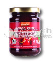 Produktabbildung: Campo Verde Bio Fruchtaufstrich Sauerkirsche 70% Frucht 200 g