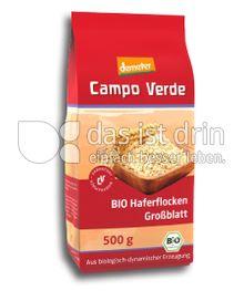 Produktabbildung: Campo Verde Bio Haferflocken Großblatt 500 g