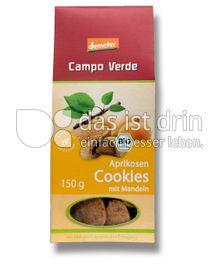 Produktabbildung: Campo Verde Bio Aprikosen Cookies mit Mandeln 150 g