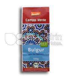 Produktabbildung: Campo Verde Bio Bulgur aus Hartweizen 500 g