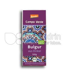 Produktabbildung: Campo Verde Bio Bulgur aus Dinkel 500 g